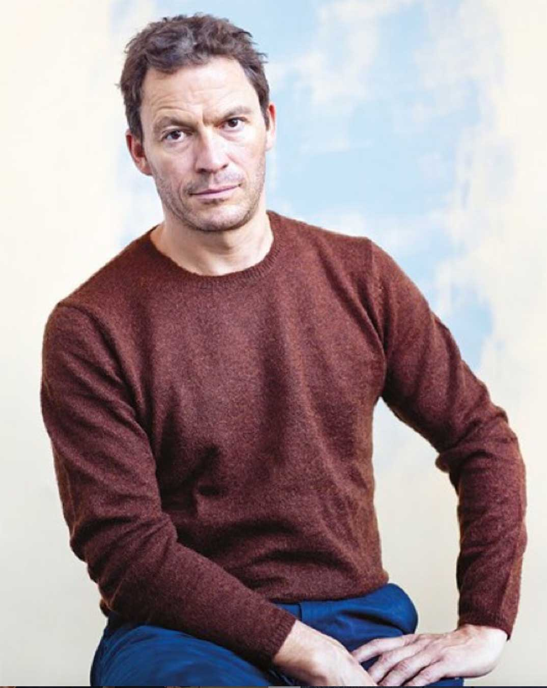 Dominic West © Redes Sociales
