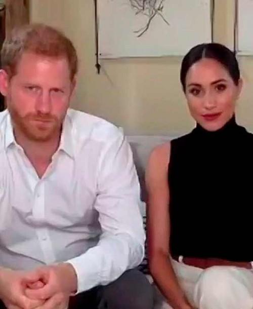 Oprah Winfrey entrevistará al príncipe Harry y Meghan Markle