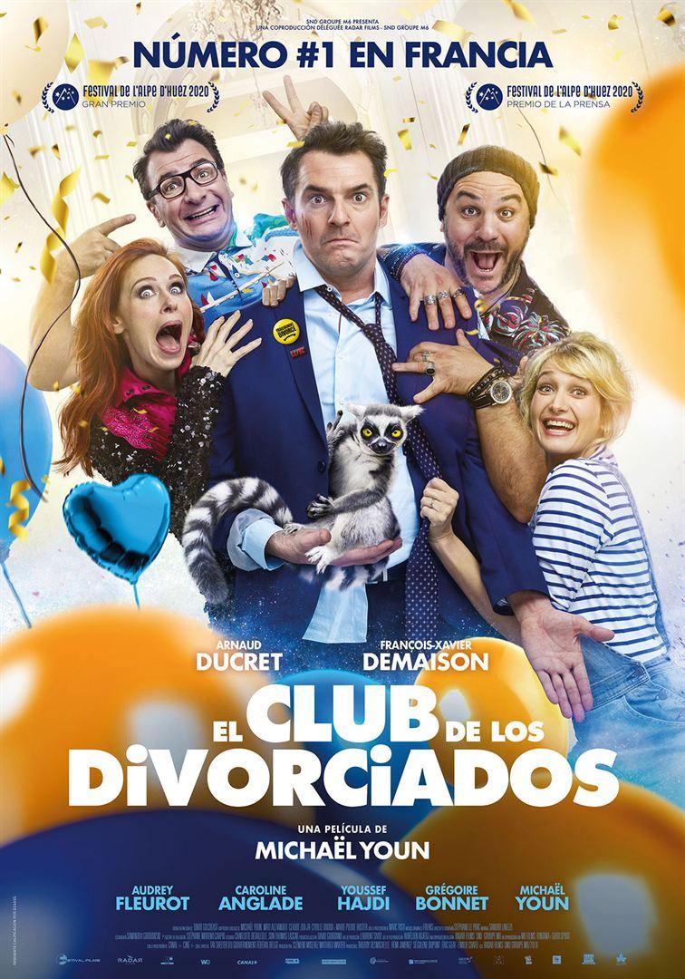 el club de los alegres divorciados