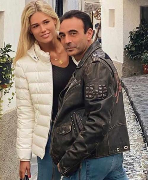 Enrique Ponce comparte la fotografía mas íntima de Ana Soria