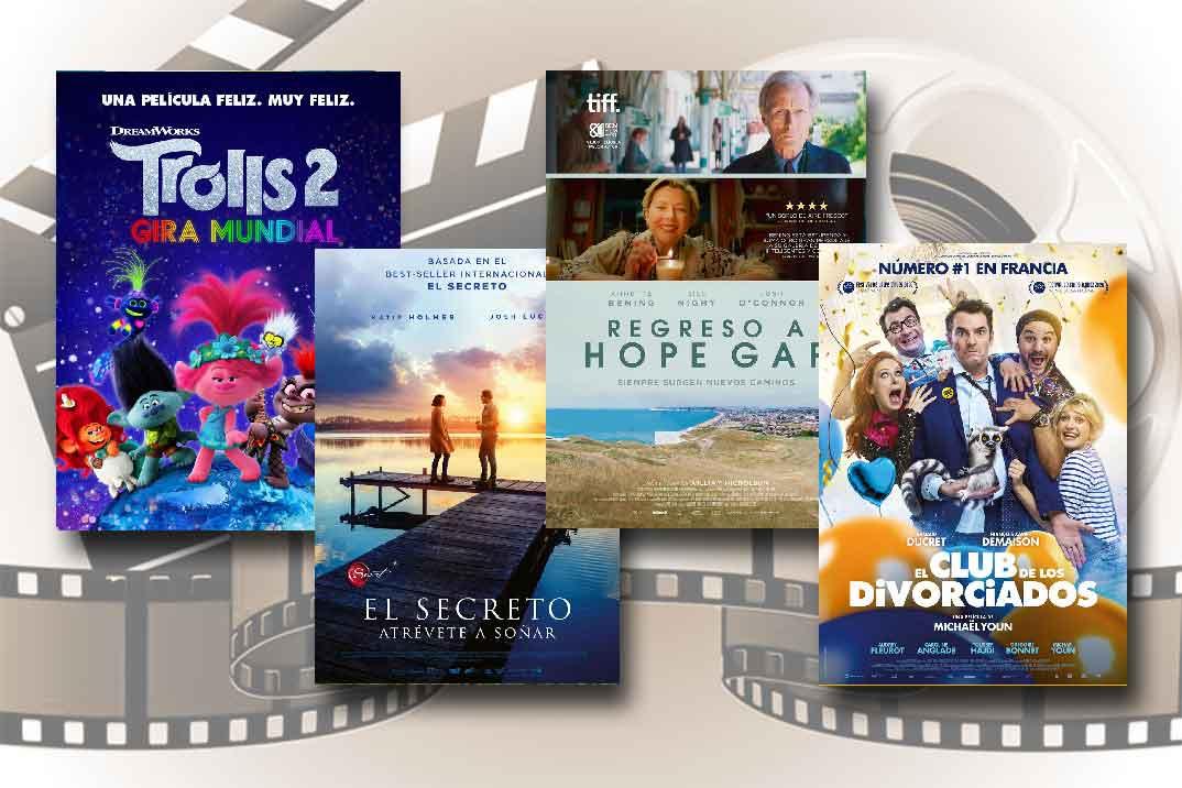 Estrenos de Cine de la Semana… 23 de Octubre 2020