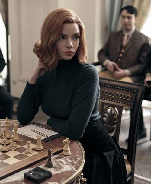 'Gambito de dama', estreno en Netflix