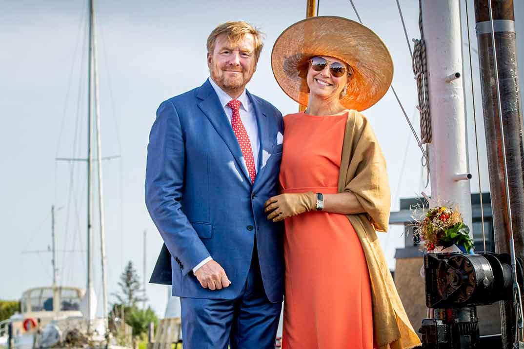 Guillermo y Máxima de Holanda piden perdón por sus polémicas vacaciones en Grecia