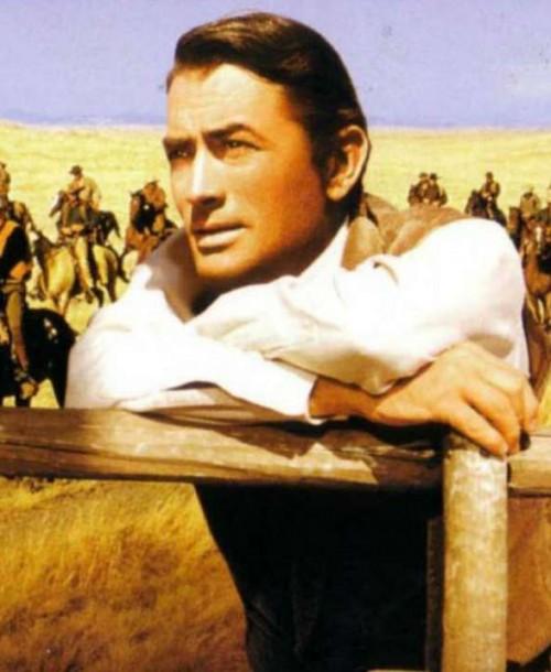 """Días de cine clásico: """"Horizontes de grandeza"""" protagonizada por Gregory Peck"""