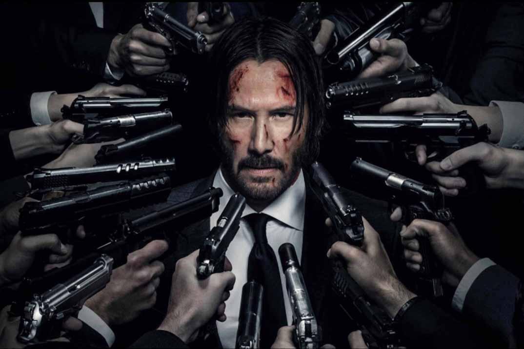 """""""John Wick (Otro día para matar)"""" con Keanu Reeves esta noche en Antena 3"""