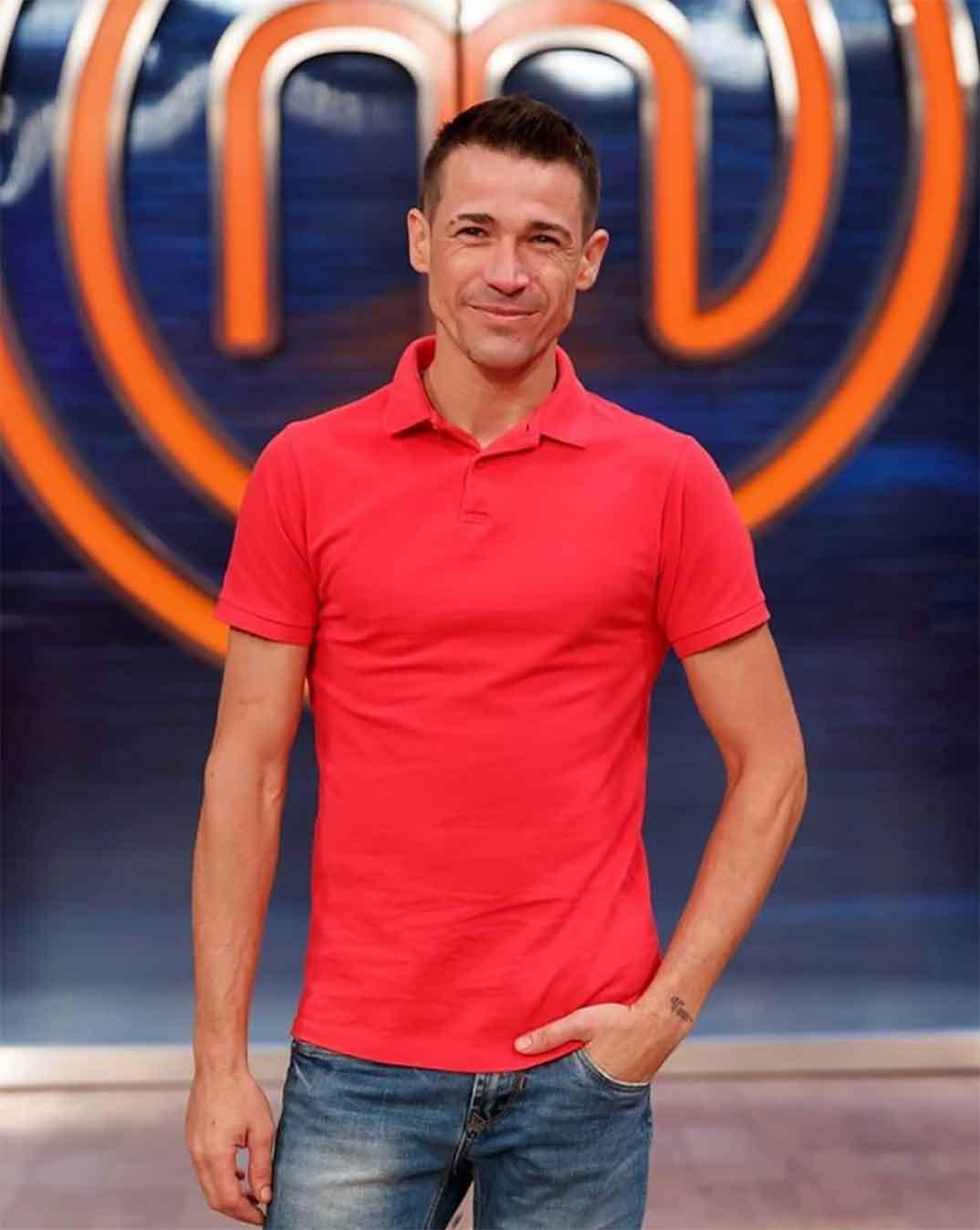 Juanjo Ballesta - MasterChef Celebrity © RTVE