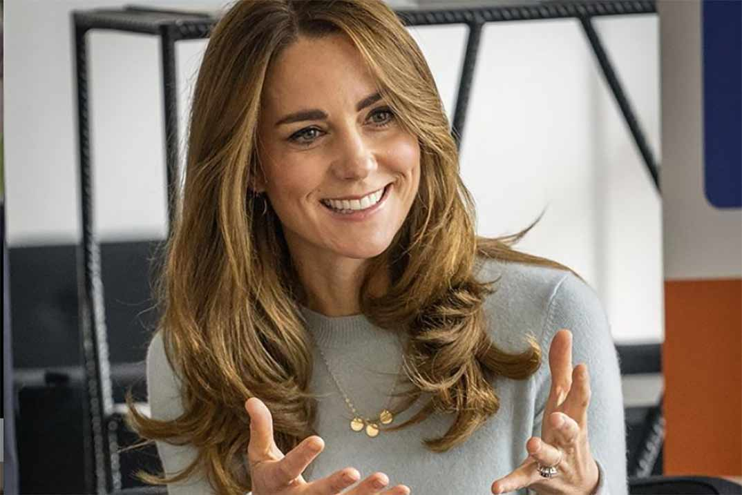 Kate Middleton apuesta por un total look de Massimo Dutti