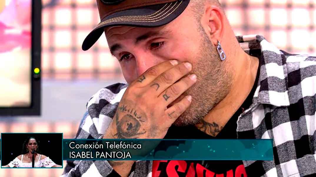Kiko Rivera - Sábado Deluxe © Telecinco