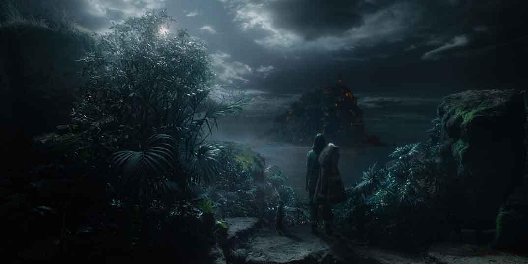 La materia oscura © HBO España