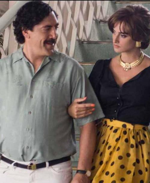 """""""Loving Pablo"""" con Penélope Cruz y Javier Bardem en La película de la Semana de La 1"""