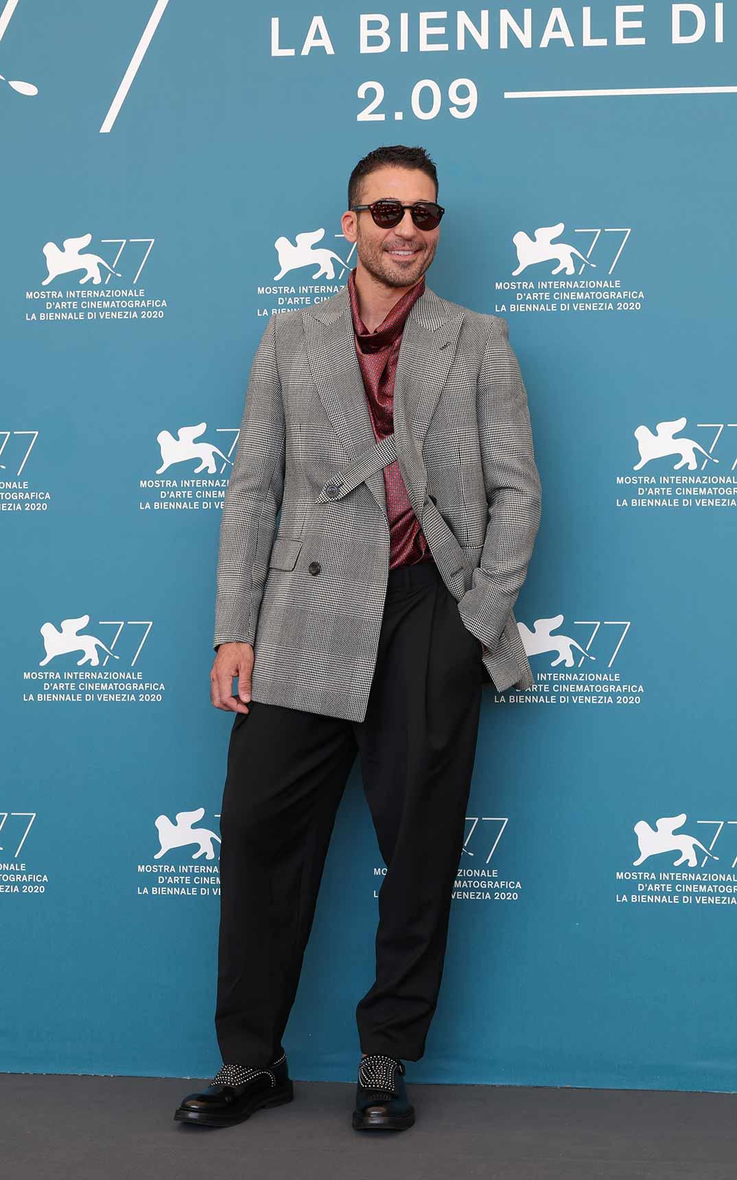 Miguel Angel Silvestre - Festival de Cine de Venecia © Foto ASAC/Andrea Avezz