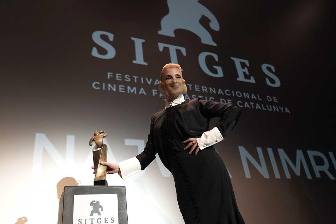 Festival de Sitges 2020: Los mejores looks de su alfombra roja