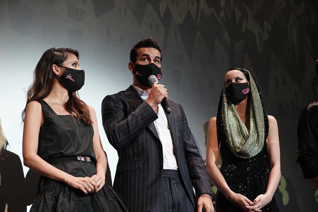 Mario Casas - No matarás © Festival de Sitges 2020