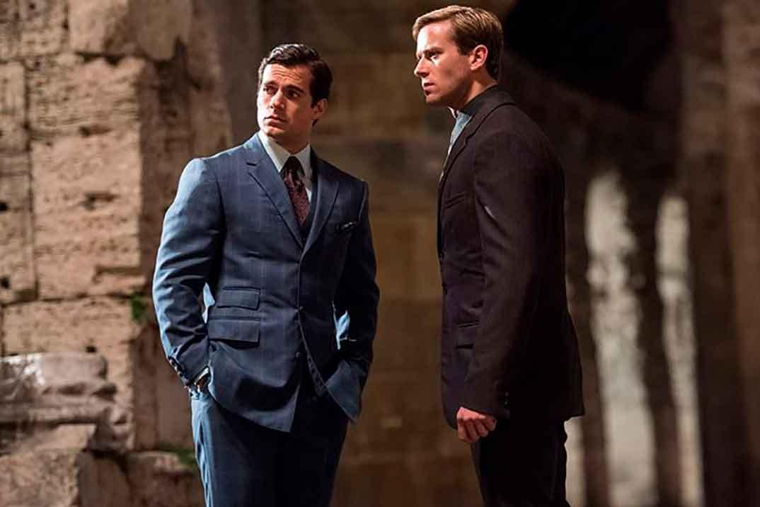 'Operación U.N.C.L.E.' con Henry Cavill y Armie Hammer, en El Taquillazo de La Sexta