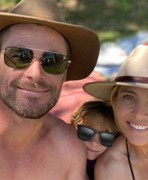 Chris Hemsworth y Elsa Pataky abren el álbum familiar de su escapada más espectacular
