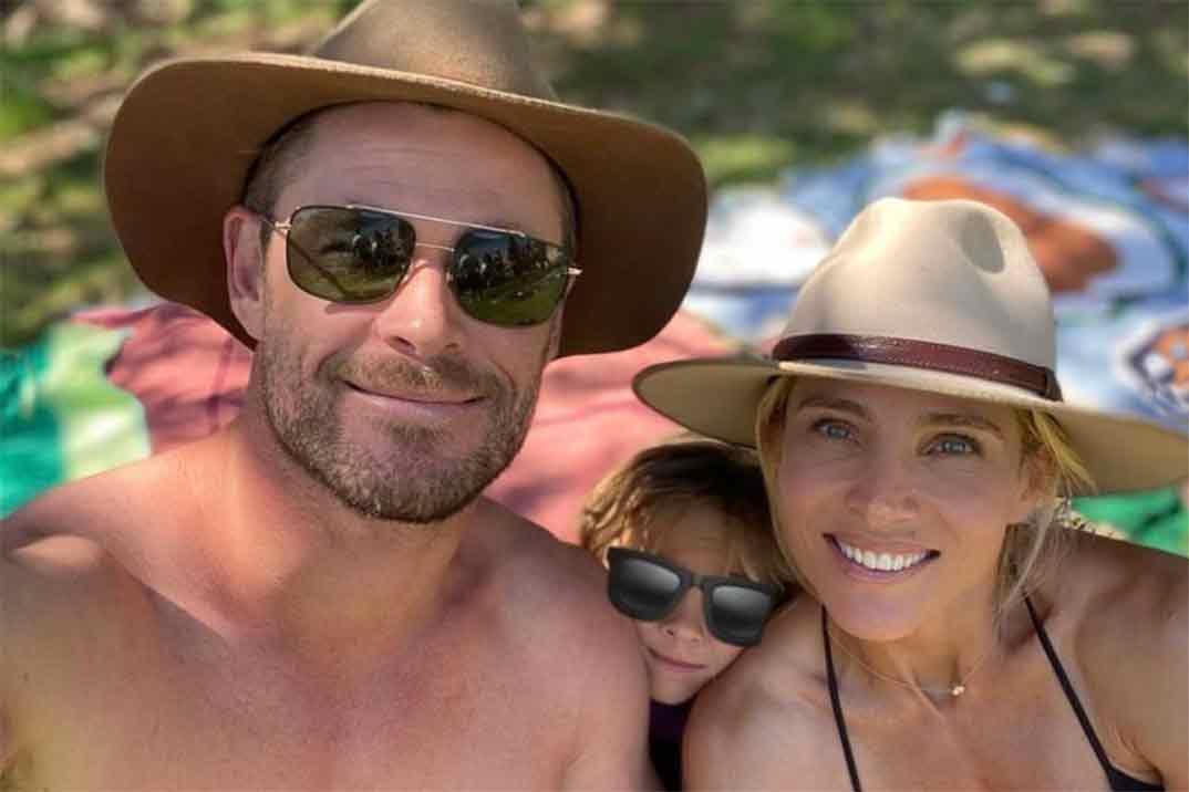 Chris Hemsworth y Elsa Pataky abren el álbum familiar de su escapada más espectacular