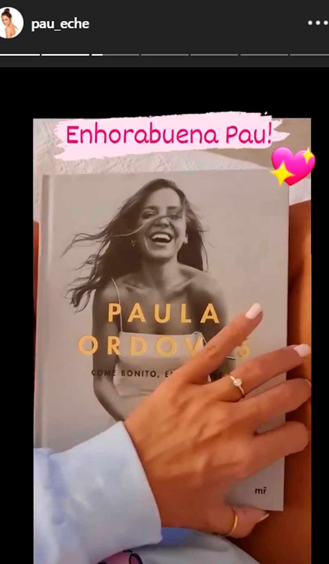 Paula Echevarría © Instagram