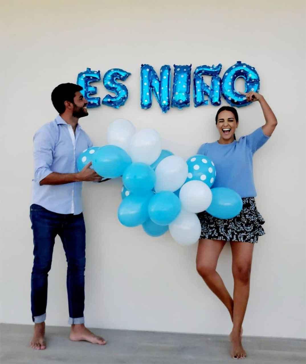 Paula Echevarría y Miguel Torres © Instagram