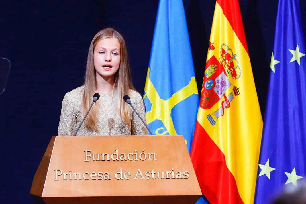 Las mejores imágenes de los Premios Princesa de Asturias 2020