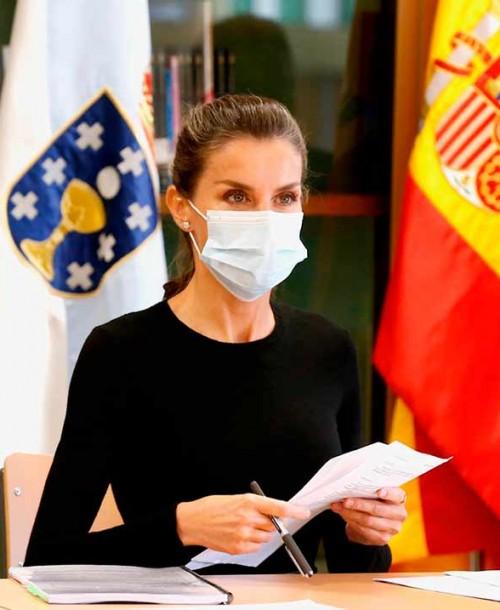 El reciclaje, la nueva apuesta estilística de la reina Letizia