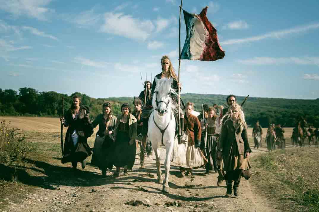 """""""La revolución"""" – Estreno de la Temporada 1 de la nueva serie francesa de Netflix"""