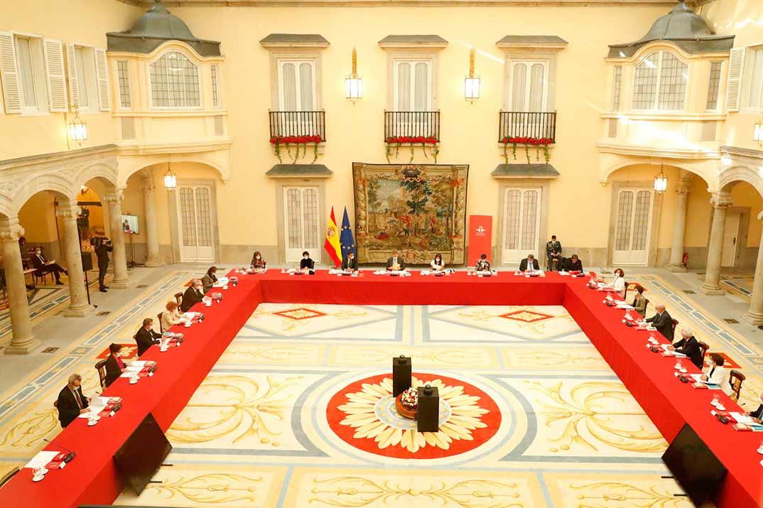 Reina Letizia - Patronato del Instituto Cervantes © Casa S.M. El Rey