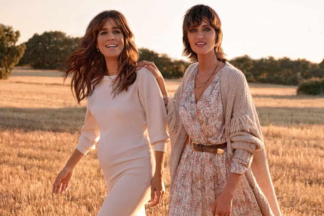 Sara Carbonero regresa al mundo de la moda de la mano de su amiga Isabel Jiménez