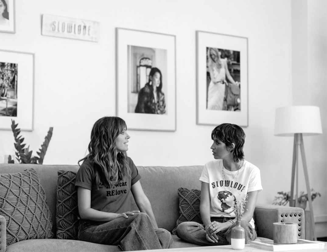 Sara Carbonero e Isabel Jiménez - Slow Life/Cortefiel