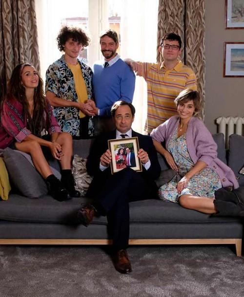 'Señor, dame paciencia', así es la nueva serie de Antena 3