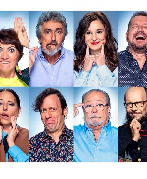 'LOL: Si te ríes, pierdes': Estreno en Amazon Prime Video