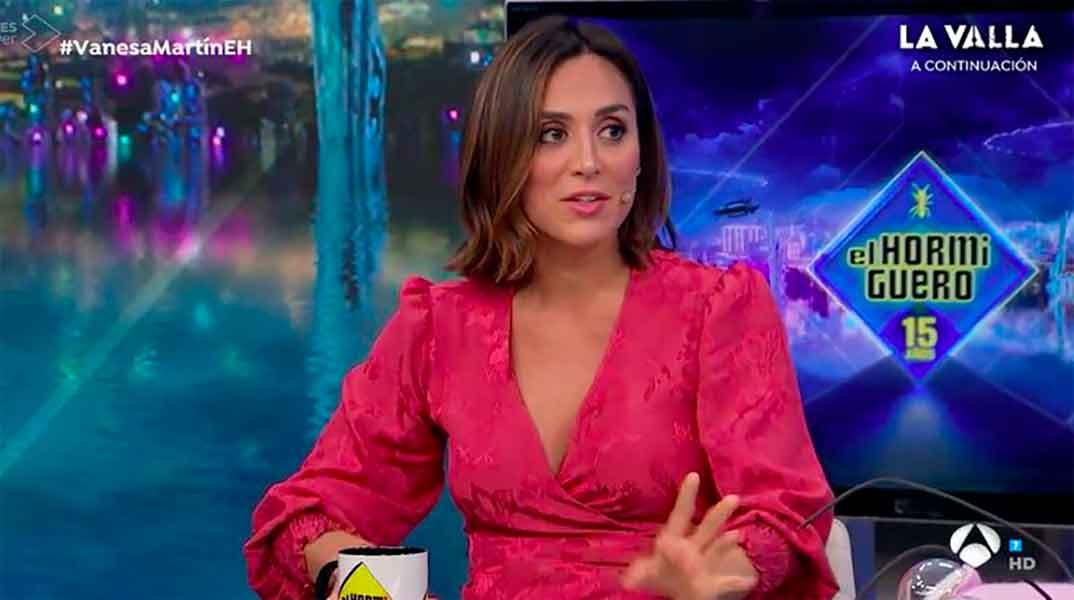 Tamara Falcó - El Hormiguero