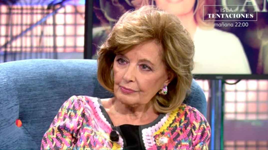 Maria Teresa Campos © Telecinco