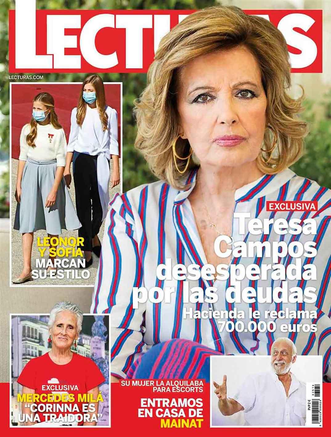 Maria Teresa Campos - Lecturas