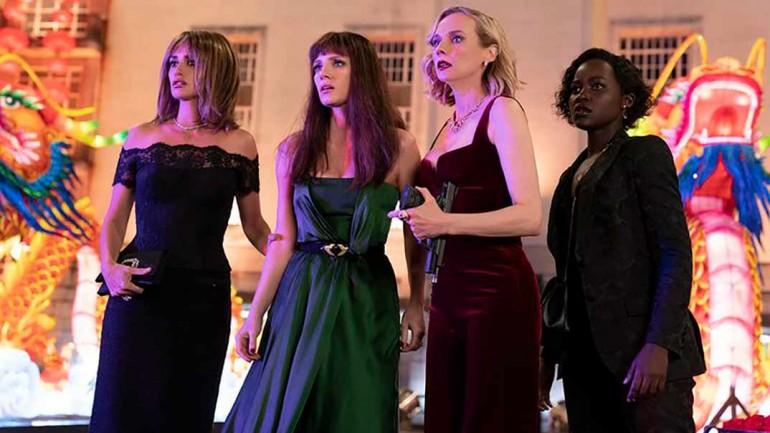 Jessica Chastain, Penélope Cruz, Diane Kruger y Lupita Nyong'o - The 355