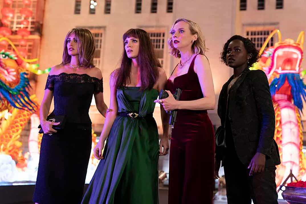 'The 355': Primeras imágenes de lo nuevo de Penélope Cruz con Jessica Chastain, Lupita Nyong'o y Diane Kruger