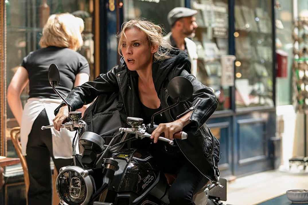 Diane Kruger - The 355