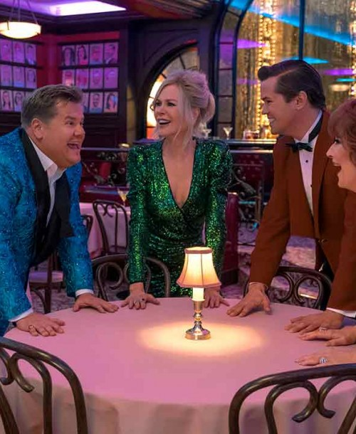'The Prom' – Estreno en Netflix de la película protagonizada por Meryl Streep y Nicole Kidman
