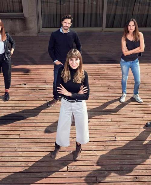 'Todos mienten', la nueva serie de Movistar+, con un reparto de lujo