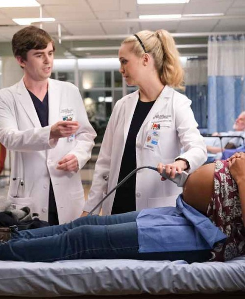 """The Good Doctor"" Temporada 4 – Capítulo 4: Not the Same"