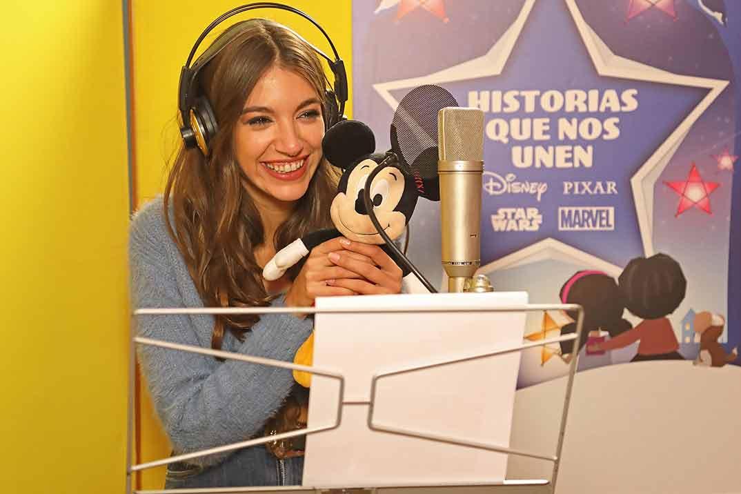 Ana Guerra pone voz a la primera campaña de Navidad de Disney