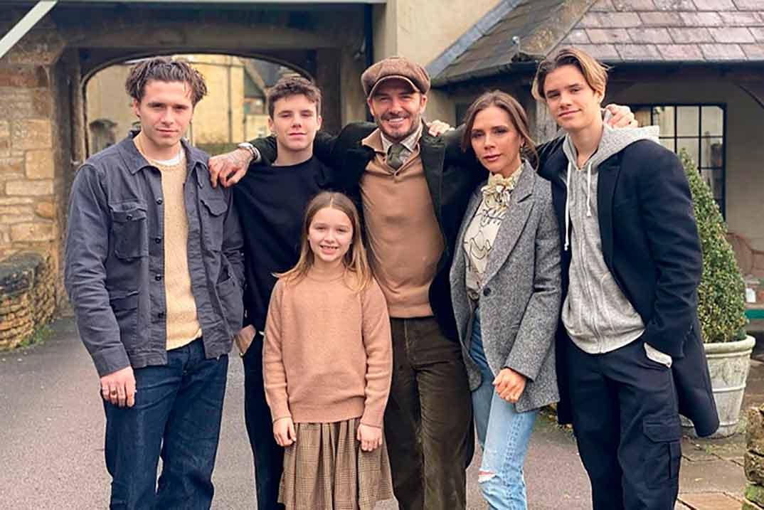Los Beckham, protagonistas de un documental en Netflix por 20 millones de dólares