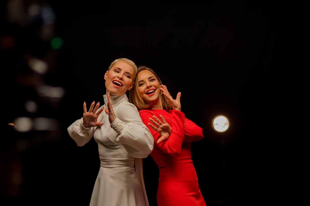 Soraya y Chenoa - Rompecabezas