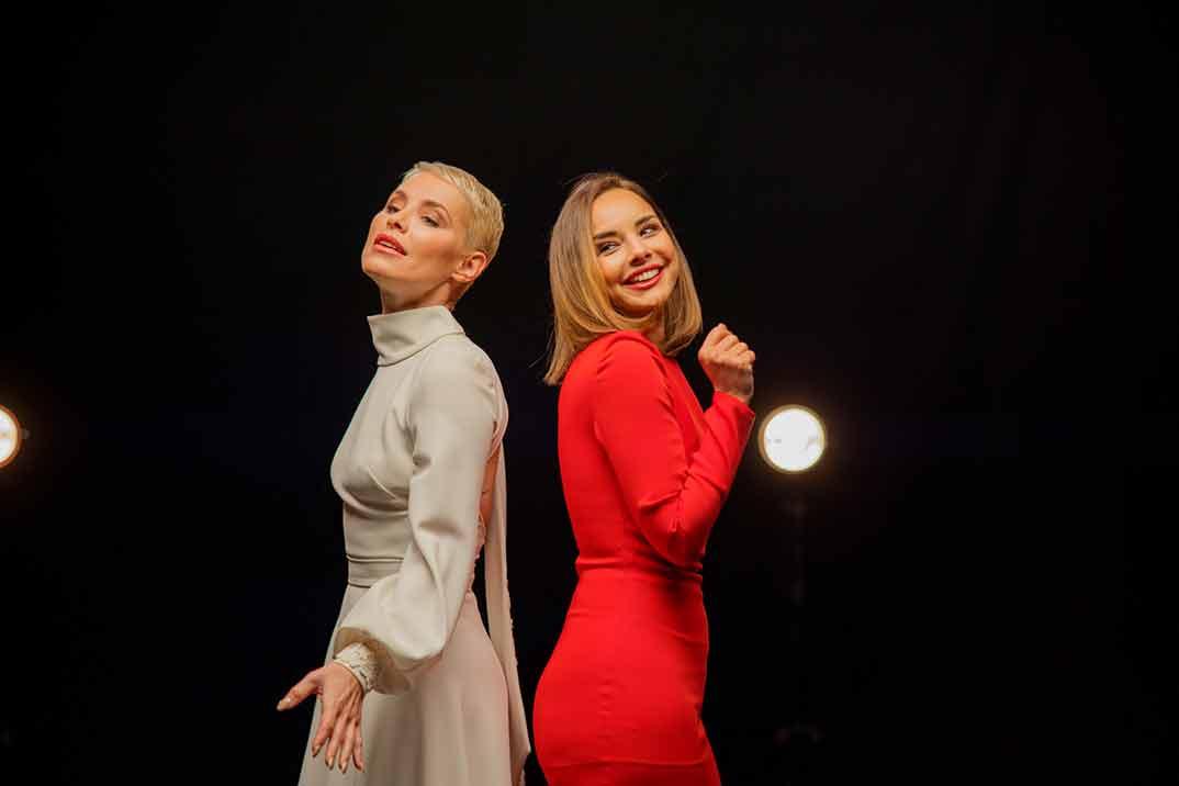 Chenoa y Soraya unen sus voces con 'Rompecabezas'
