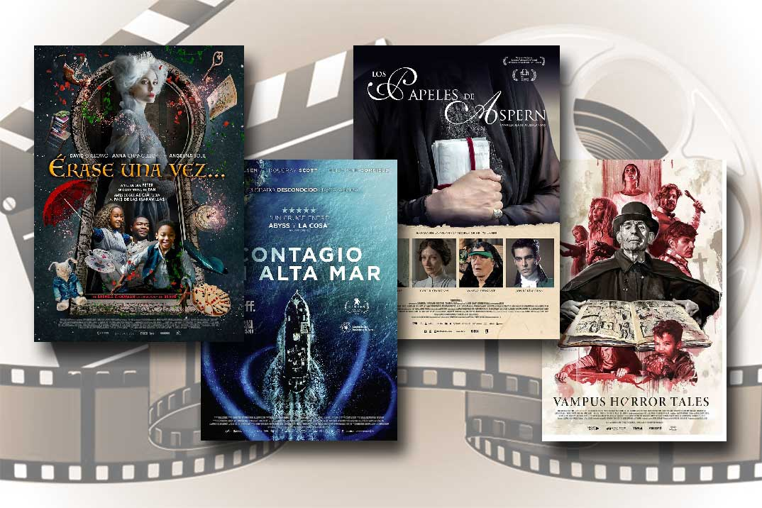 Estrenos de Cine de la Semana… 27 de Noviembre 2020