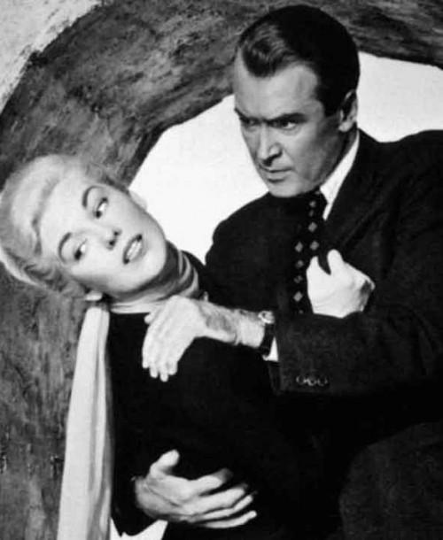 Días de cine clásico: Vértigo (De entre los muertos) de Alfred Hitchcock