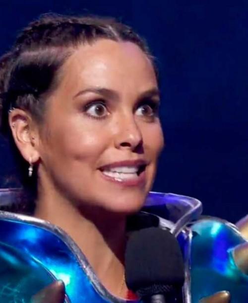 Cristina Pedroche, invitada sorpresa en 'Mask Singer'