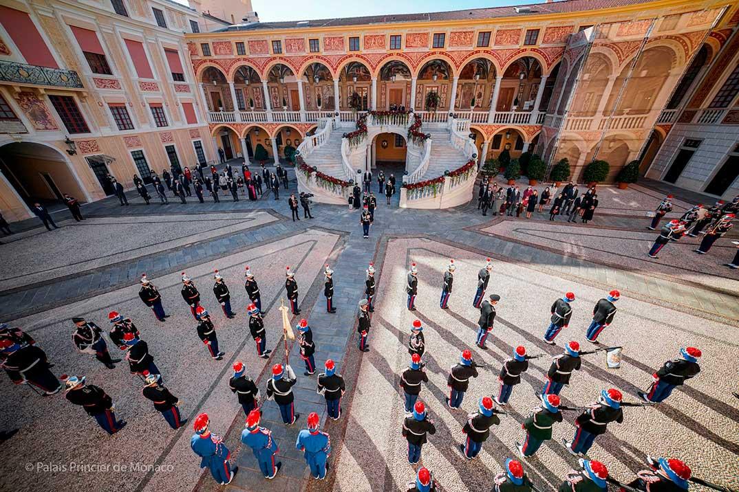 Día Nacional de Mónaco © Palais Princier de Monaco