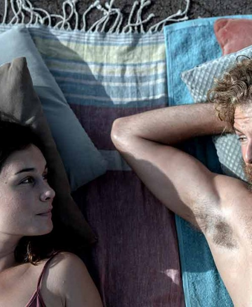 'El tiempo que te doy', primeras imágenes de la serie protagonizada por Nadia de Santiago y Álvaro Cervantes