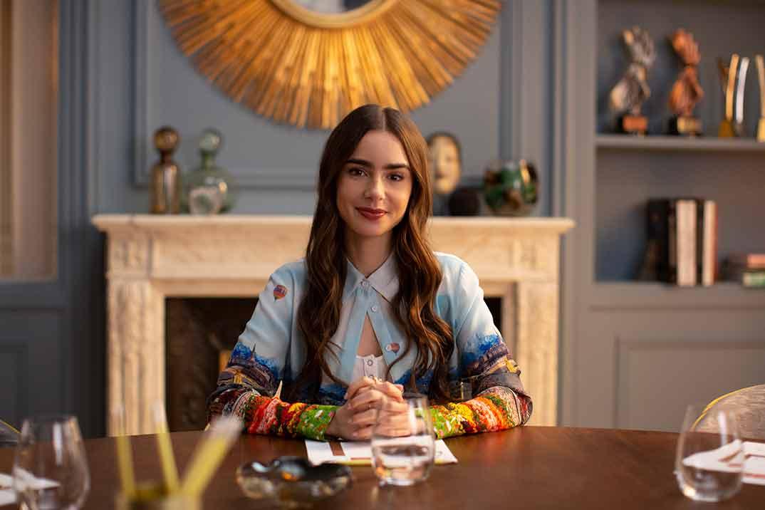 """""""Emily in Paris"""": Fecha de estreno de la segunda temporada"""