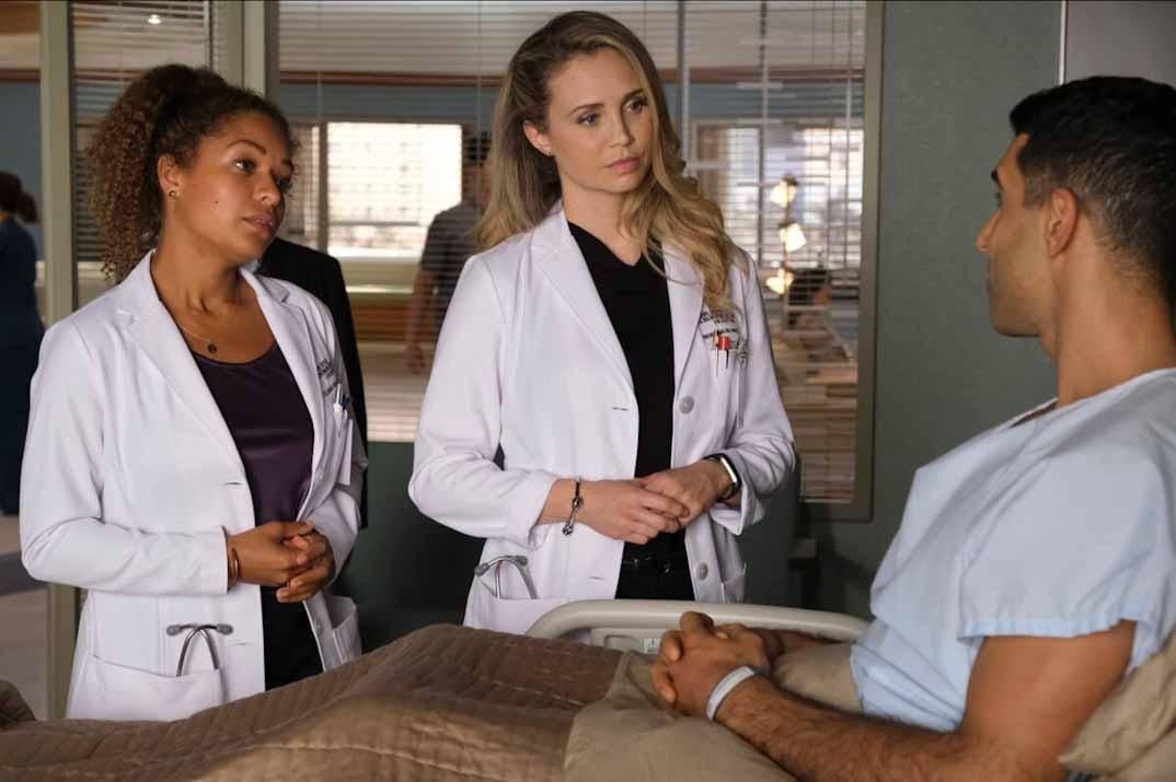 """The Good Doctor"" Temporada 4 – Capítulo 3: Newbies"